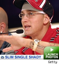 Eminem gallery: Click to launch gallery