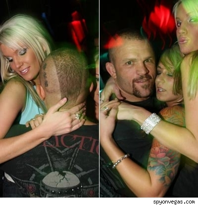 Chuck Liddell and Ladies
