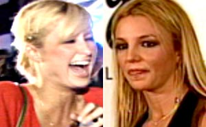 Paris Hilton and Britney Spears