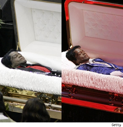 james brown open casket - photo #6