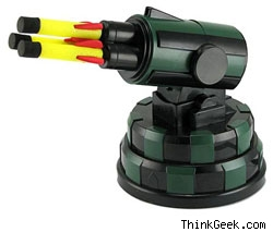 USB Rocket Launcher