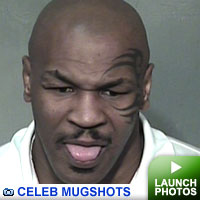 Celebrity Mugshots gallery: Click to launch photos