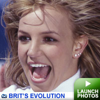Britney's Evolution gallery: Click to launch photos