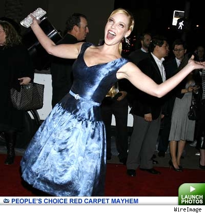 Katherine Heigl: click to launch