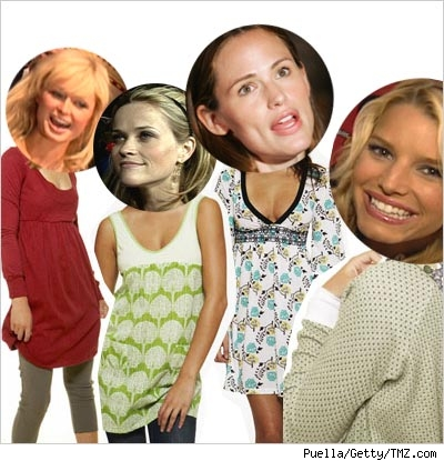 Paris, Reese, Jen and Jessica love Puella