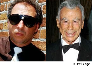 Anthony Pellicano and Kirk Kerorian