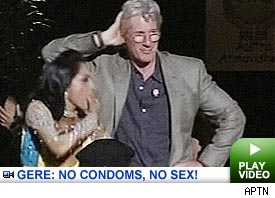 Richard Gere: Click to watch
