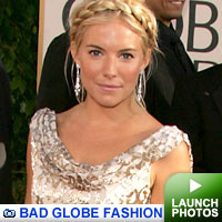 Bad Golden Globes Fashions