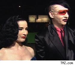 Manson & Von Teese