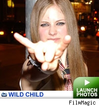 Avril Lavigne gallery: Click to launch photos