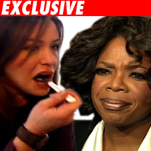 Rachel and Oprah