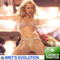 Brit's Evolution gallery: Click to launch photos