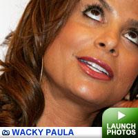 That wacky Paula Abdul