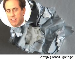Jerry Seinfeld gum
