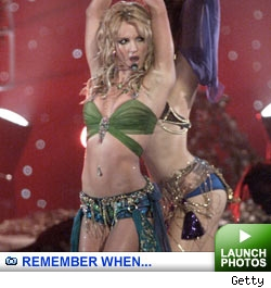 Hot Britney gallery: Click to launch photos