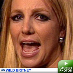 Wild Britney Gallery: Click to launch photos