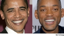 Will Smith -- I'm No Barack!