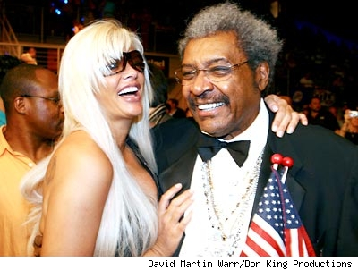 Anna Nicole Smith, Don King