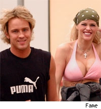 Larry Birkhead and Anna Nicole Smith