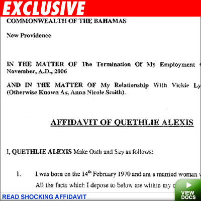 Read affidavit