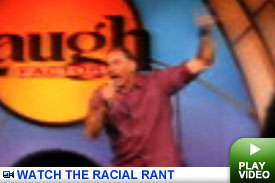 Michael Richard's Racial Rant: Click to watch