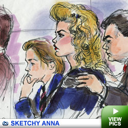 Sketchy Anna Nicole Gallery: Click to view pictures