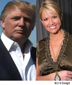 Donald Trump, Nancy O'Dell