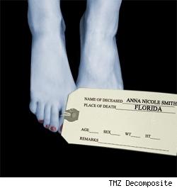 Anna's Feet