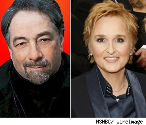 Michael Savage vs. Melissa Etheridge
