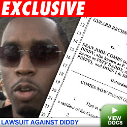 Diddy Lawsuit -- Click to View