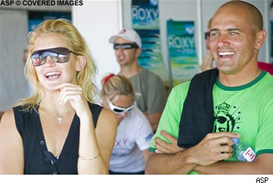 kate hudson, kelly slater
