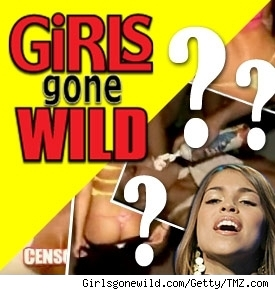 Antonella and Girls Gone Wild composited together