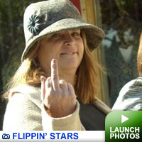 Flipped off: click to launch