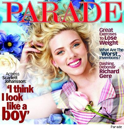 Scarlett Johansson in PARADE