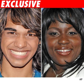 Sanjaya and Lakisha