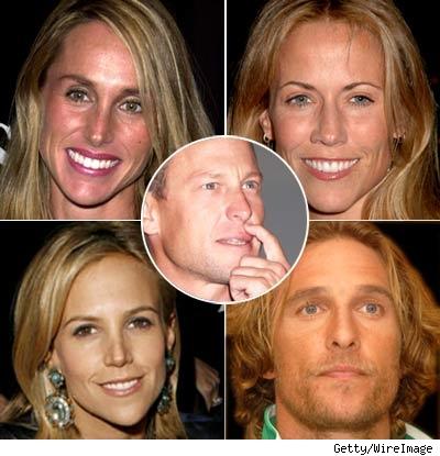 Lance, Sheryl, Tory. Kristin. Matthew