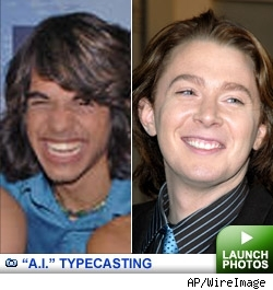 American Idol typecasting: click to lauch gallery