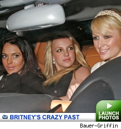 Britney Spears Gallery: Click to launch photos