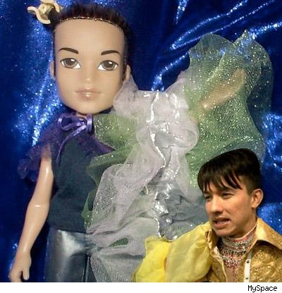Bobby Trendy Doll