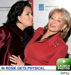 Rosie Gets Physical Gallery: Click to launch photos