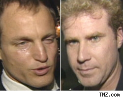 woody harrelson and will ferrell