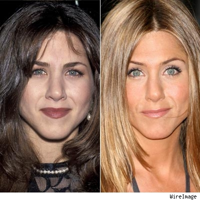 jennifer aniston fakes