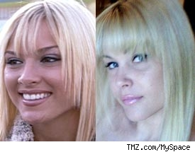 Tara Conner and Shanna Moakler