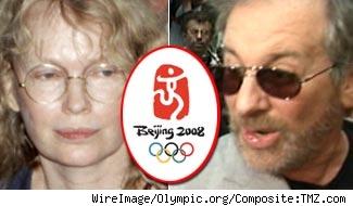 Mia Farrow vs. Steven Spielberg