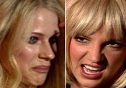 Avril Levine, Britney Spears