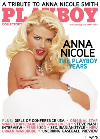 Playboy Responsible For Shooting Anna Nicole Smith To Fame Will Pay