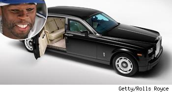 50 Cent / Rolls Royce