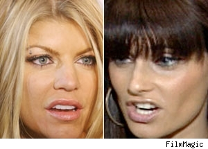 Fergie and Nelly
