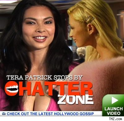 Tear Patrick on Chatterzone: Click to watch