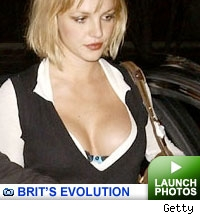 Evolution of Britney: Click to launch gallery
